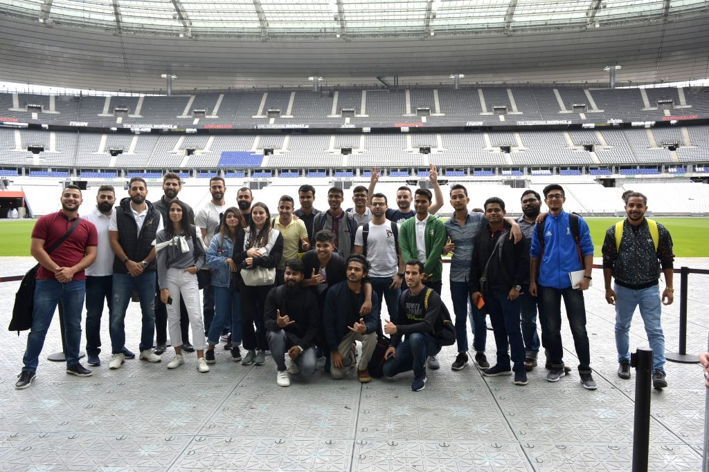 01. Stade de France 1024x683 - Sports Management Study Trip to Paris - Week One